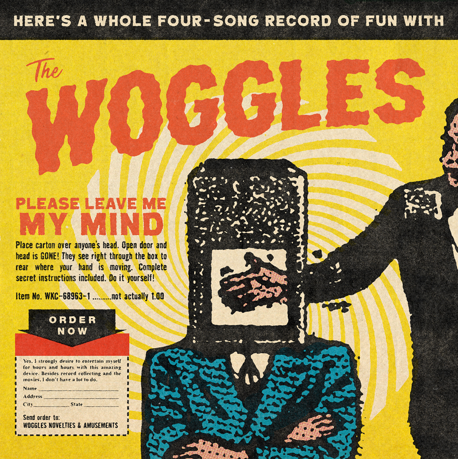 Discography – The Woggles